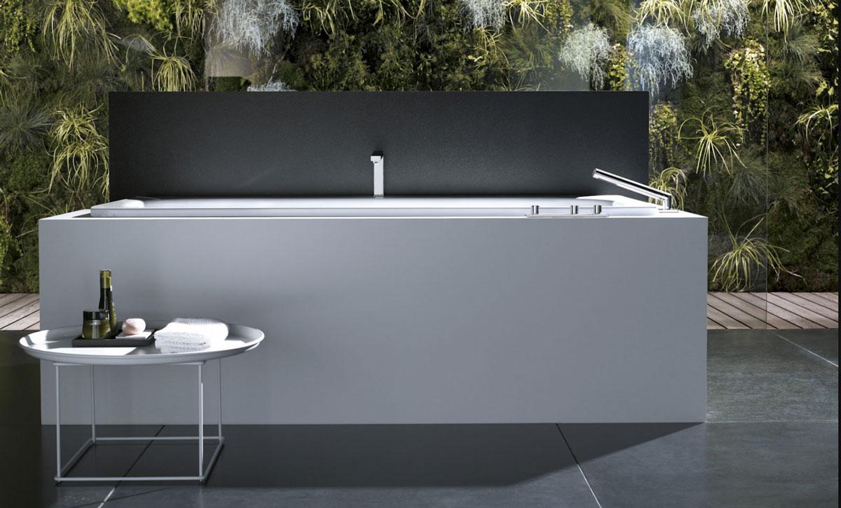 Decoration Tablier De Baignoire salle de bain design : quelle baignoire choisir ? - idkrea