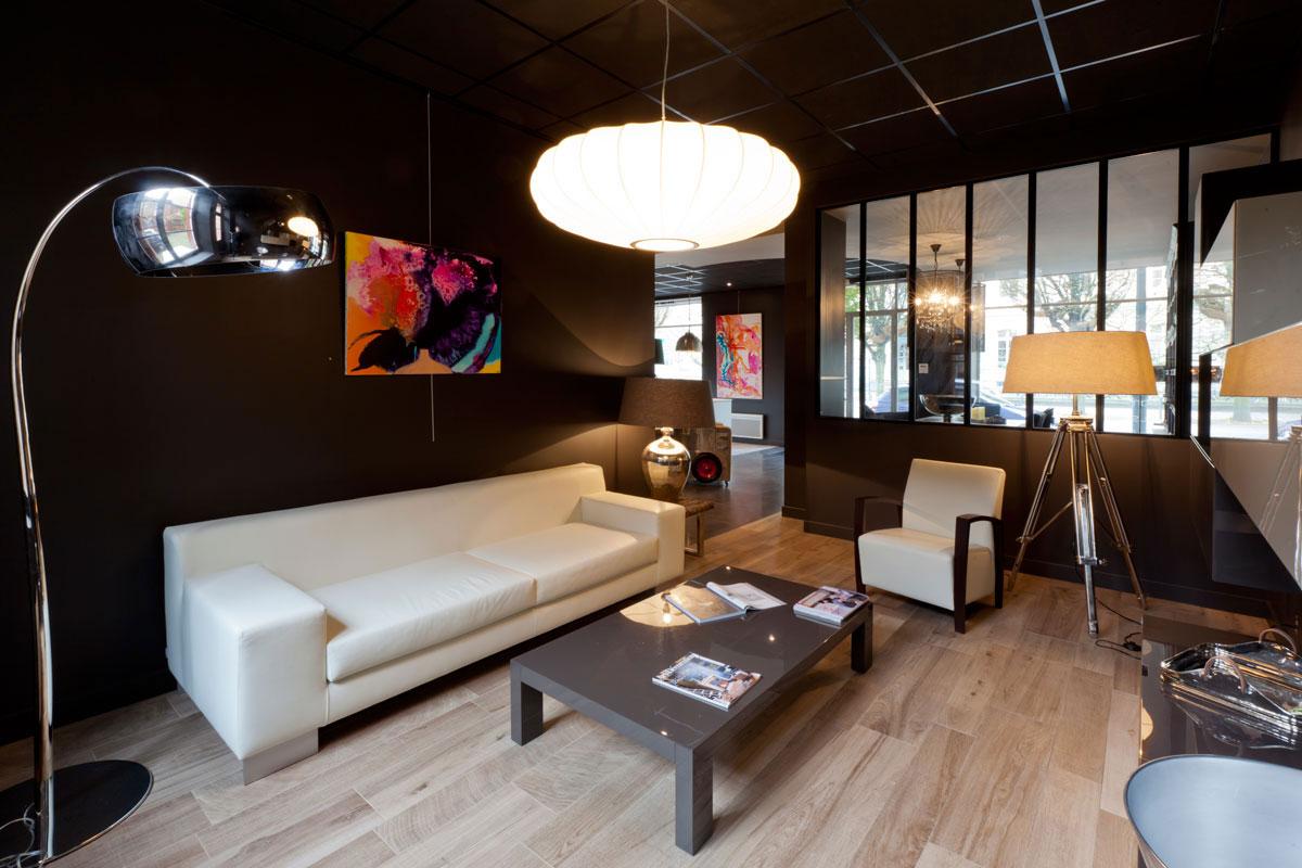 l art de choisir son canap haut de gamme idkrea rennes. Black Bedroom Furniture Sets. Home Design Ideas