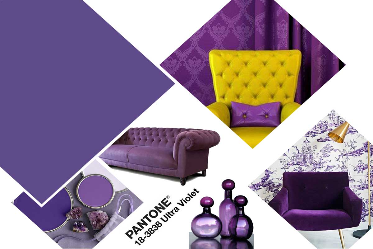 couleur pantone 2018 ultraviolet innovation et. Black Bedroom Furniture Sets. Home Design Ideas