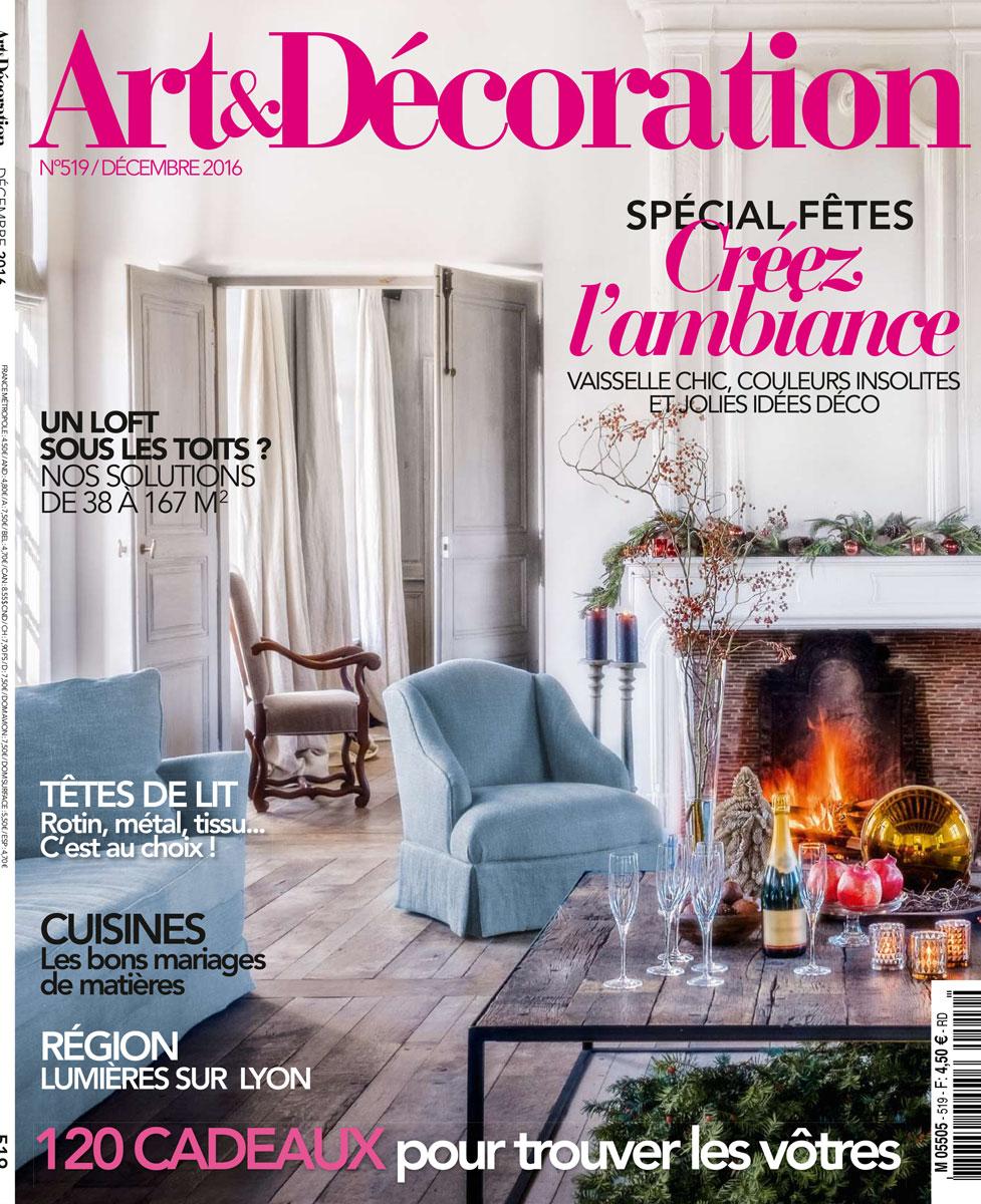 Magazine Art Et Décoration idkrea dans art & dÉcoration - idkrea - rennes