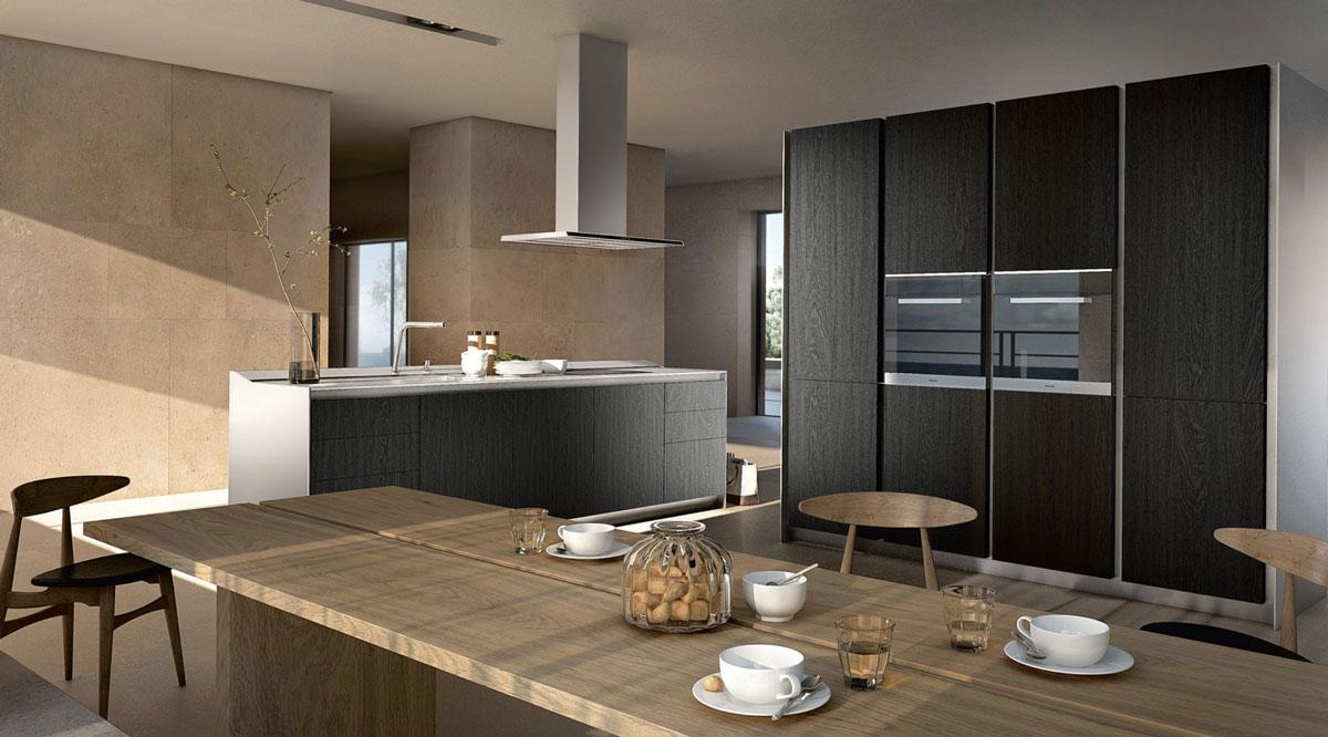 cuisine bicolore quelles couleurs choisir pour r ussir votre cuisine idkrea rennes. Black Bedroom Furniture Sets. Home Design Ideas