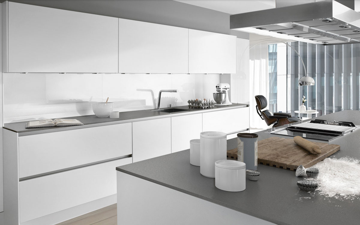 Siematic pure une cuisine design con ue pour r pondre for Tout les cuisine