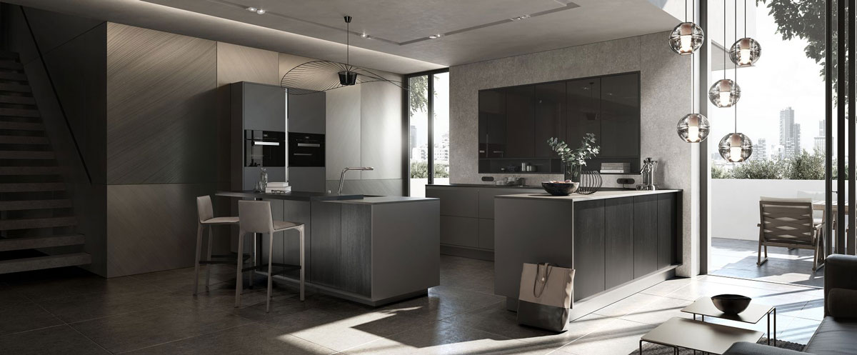 La nouvelle g om trie de la cuisine design par siematic for Cuisines design 2018
