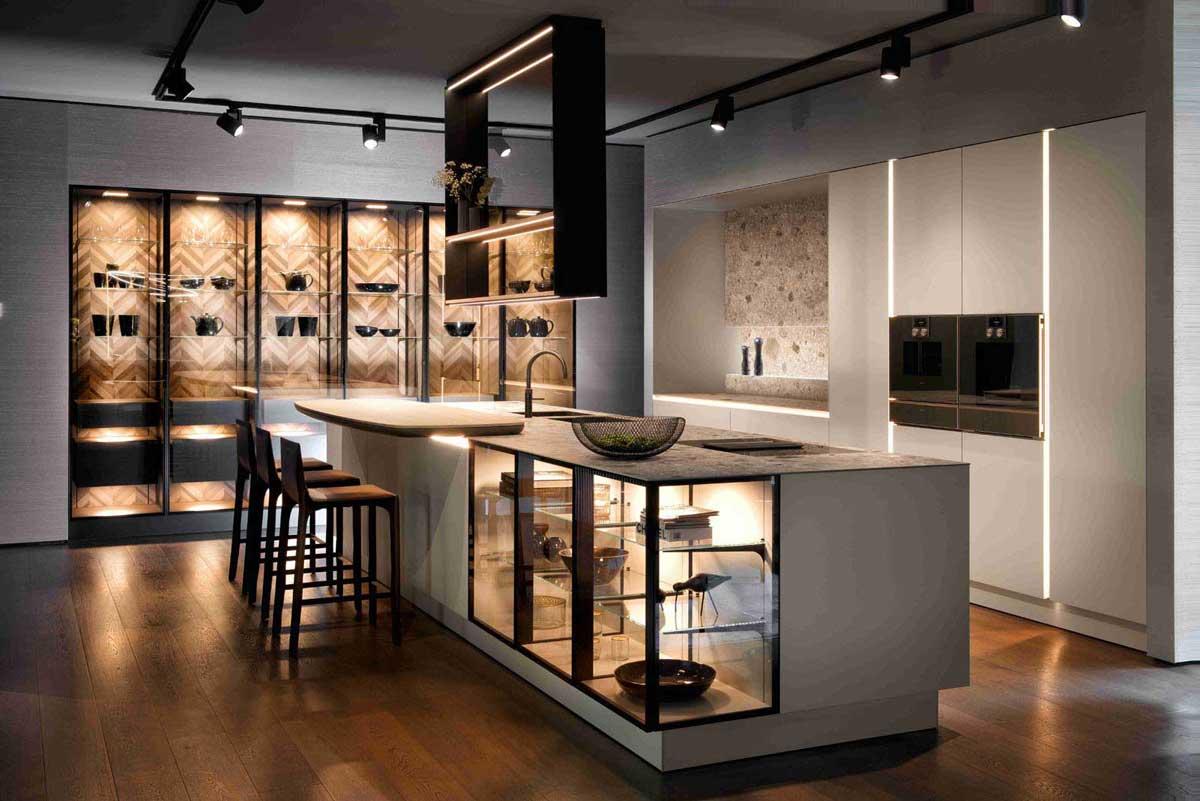 Eclairage Cuisine Led Plafond l'éclairage de la cuisine - conseils d'architecte intérieur
