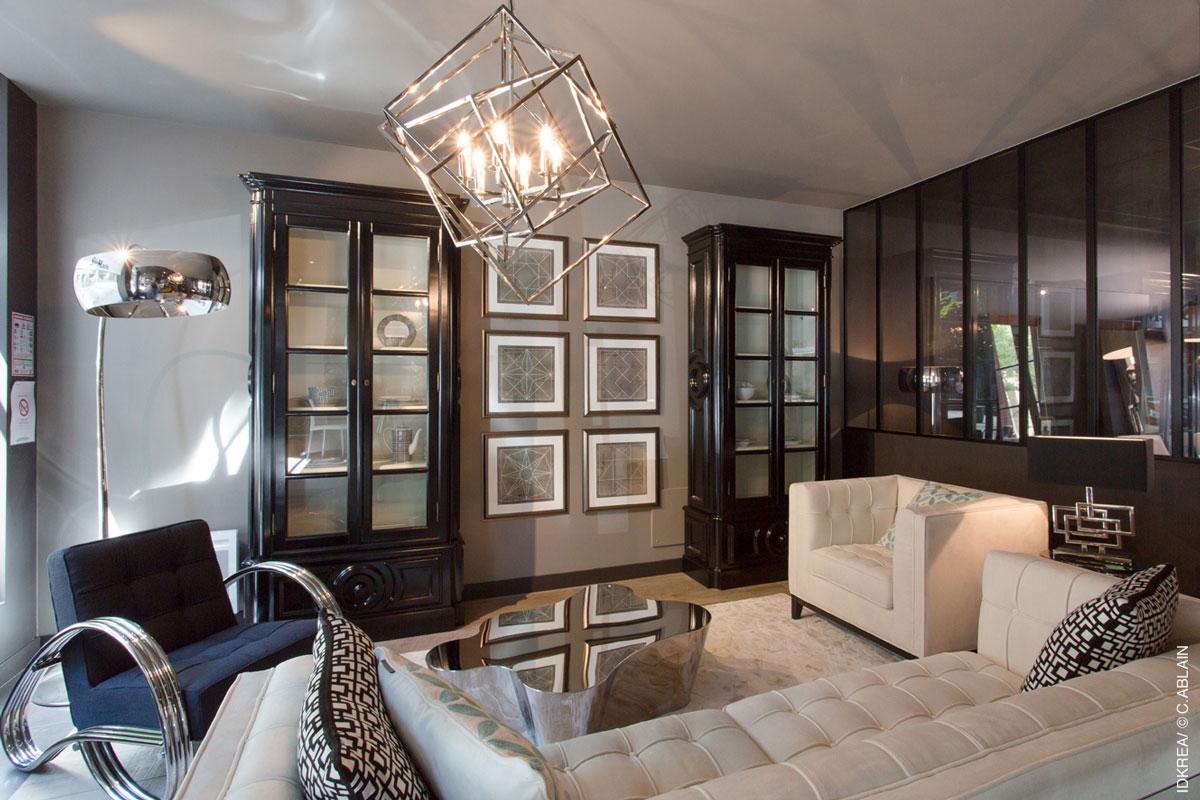 Decorer Un Grand Salon décoration intérieure : astuces des pros pour bien choisir
