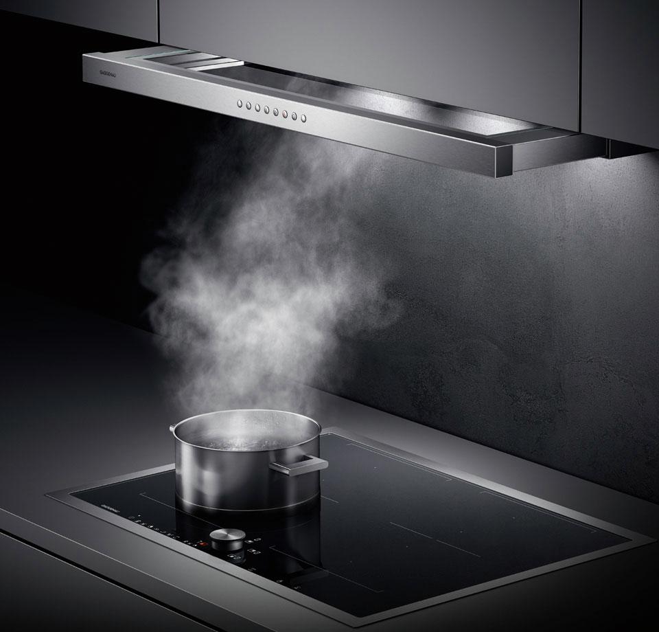 Comment Choisir Une Hotte De Cuisine comment choisir la hotte de cuisine - conseils d'architecte