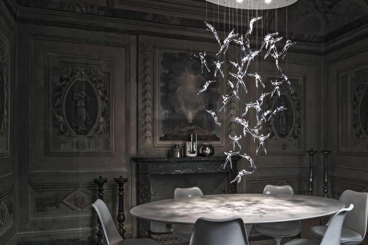 Idkrea pr sente sa collection de meubles d 39 exception idkrea rennes - Luminaire italien haut de gamme ...