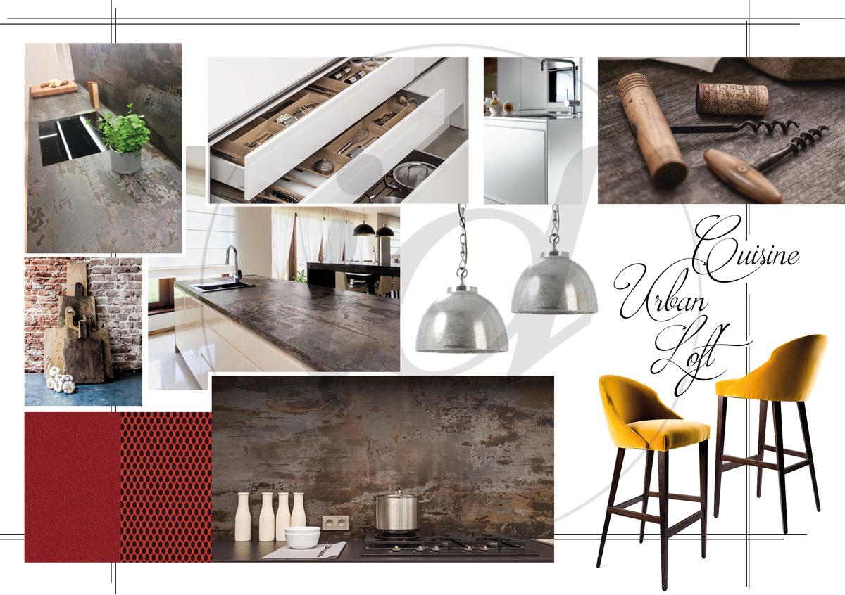 Architecte D Intérieur Decorateur la planche tendance déco : l'outil visuel de votre