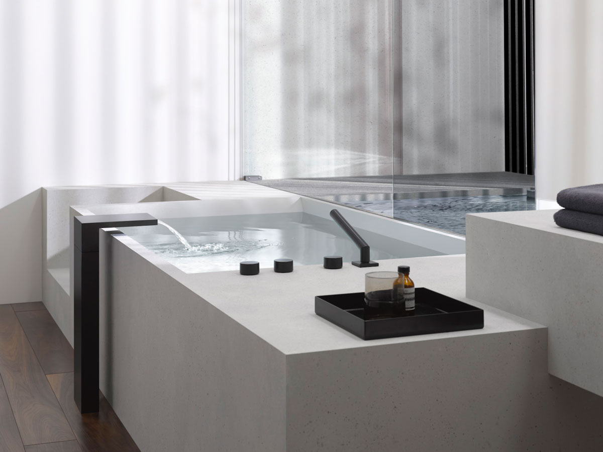 Salle de bain design : quelle baignoire choisir ?   idkrea   rennes