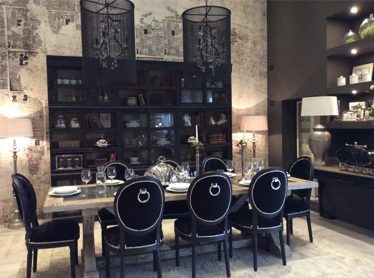 Idées déco et mise en ambiance de salle à manger/séjour - Idkrea
