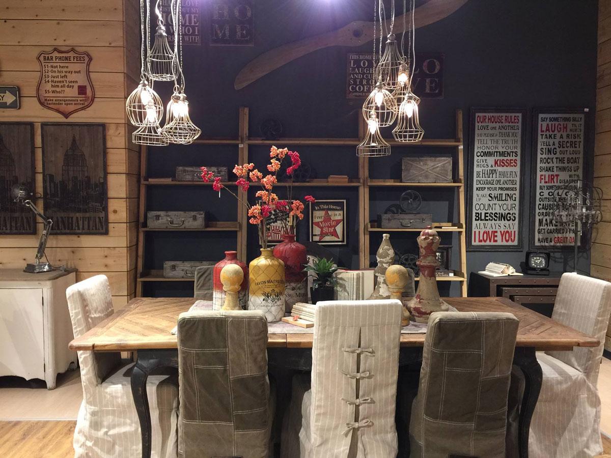 Idées déco et mise en ambiance de salle à manger/séjour - Idkrea ...