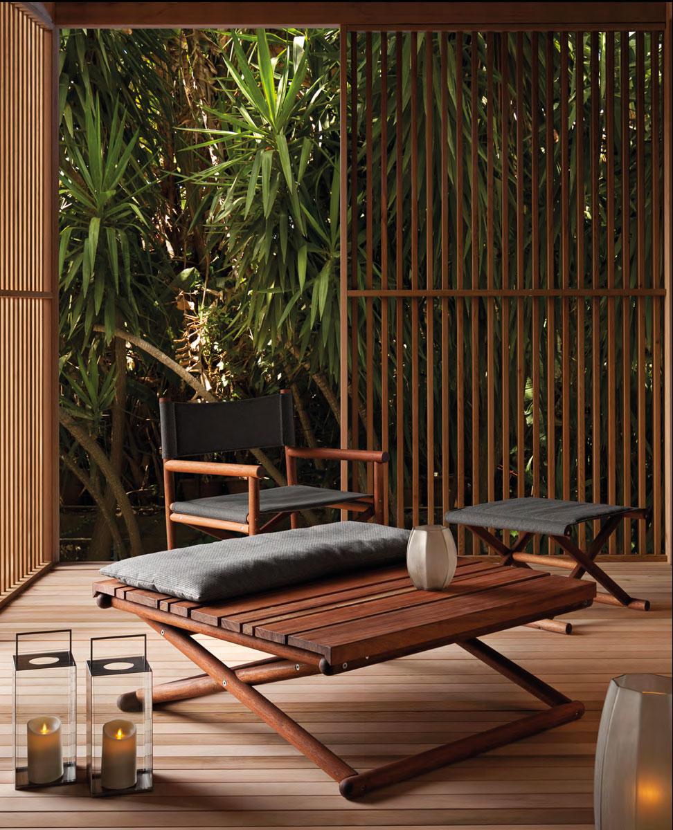 Votre jardin m rite le mobilier haut de gamme idkrea rennes - Table jardin couleur rennes ...