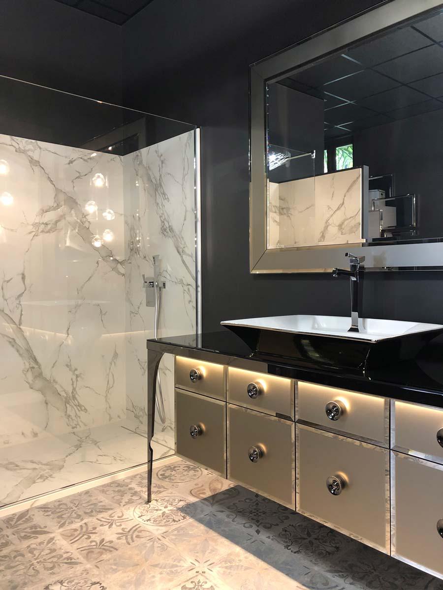Showroom Salle De Bain Rennes une salle de bain exclusive s'installe dans le showroom