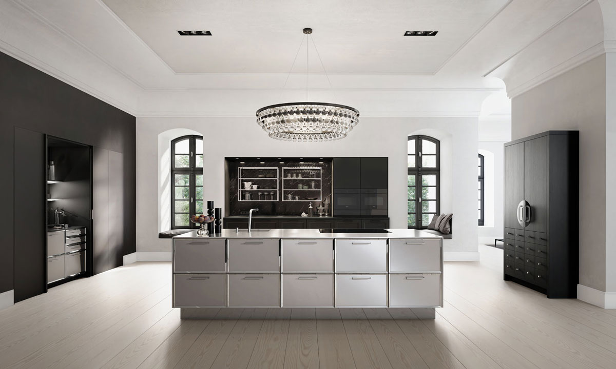 siematic classic la cuisine classique n a jamais t aussi contemporaine idkrea rennes. Black Bedroom Furniture Sets. Home Design Ideas
