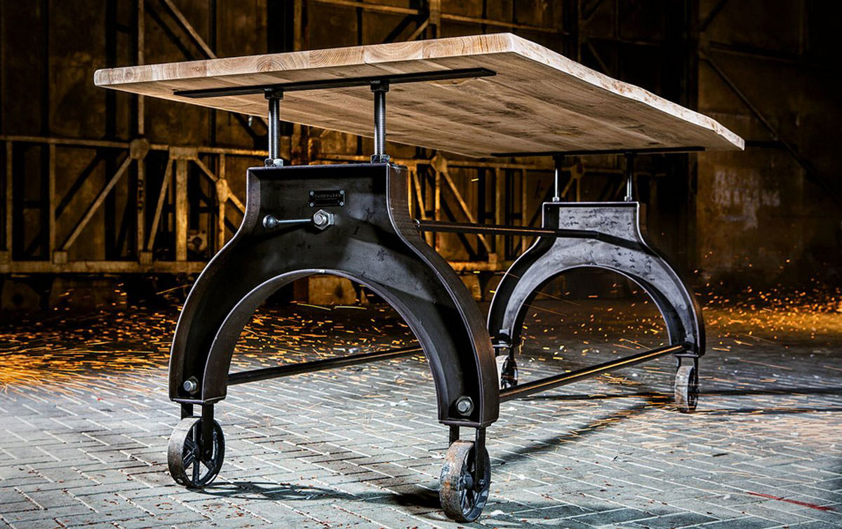 les plus belles tables de salle manger idkrea rennes. Black Bedroom Furniture Sets. Home Design Ideas