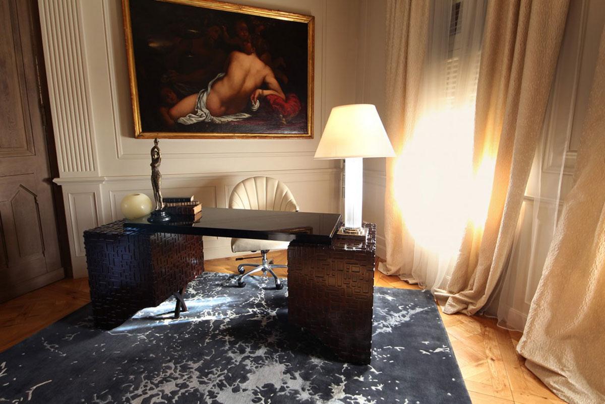 tapis de luxe et haut de gamme sur mesure idkrea rennes. Black Bedroom Furniture Sets. Home Design Ideas