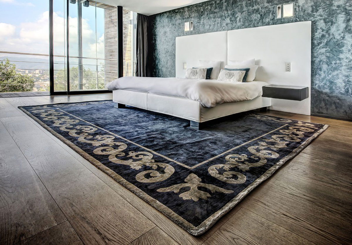 tapis de luxe et haut de gamme sur mesure idkrea rennes. Black Bedroom Furniture Sets. Home Design Ideas