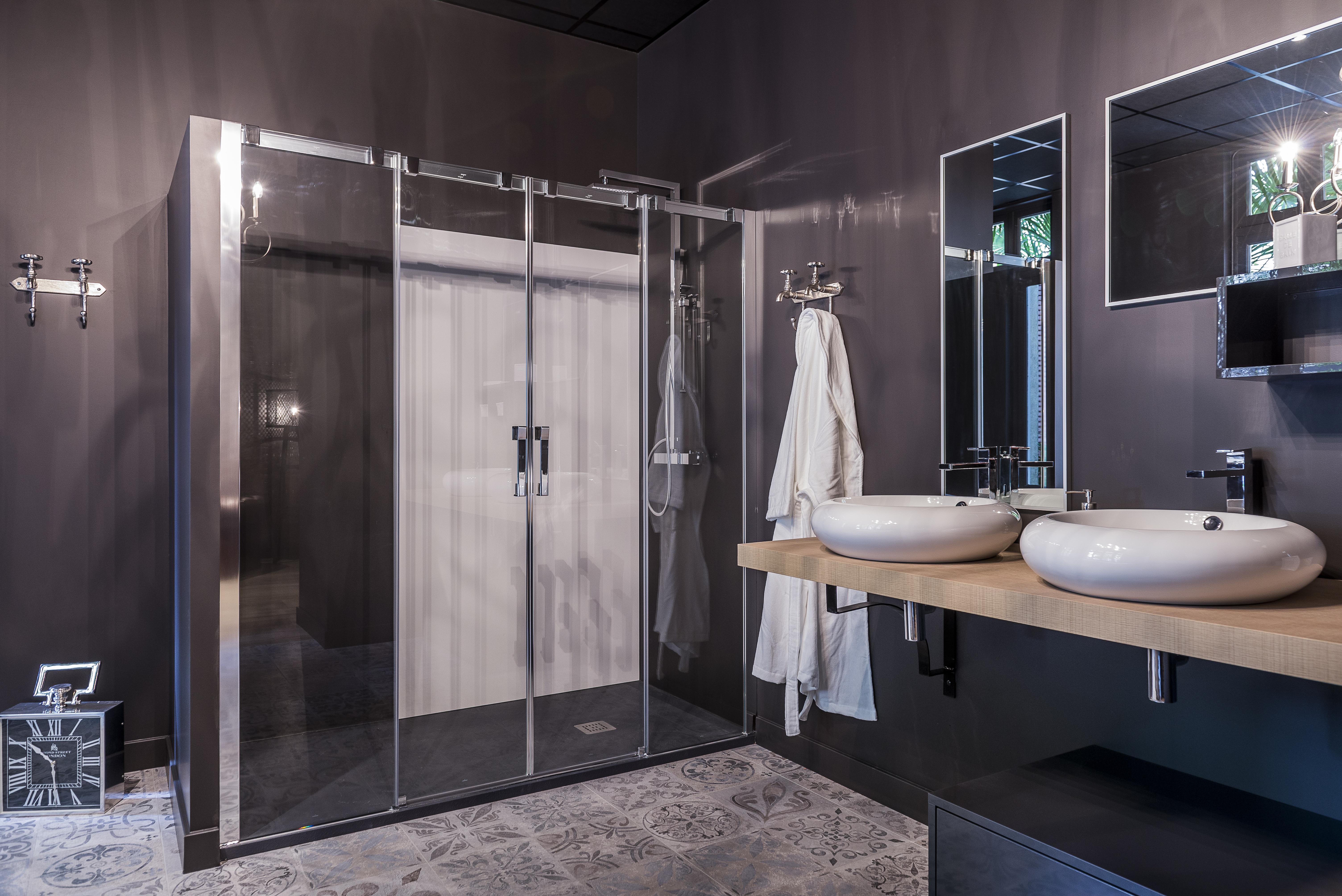 Salle De Bain Showroom ~ r novation du showroom idkrea idkrea rennes