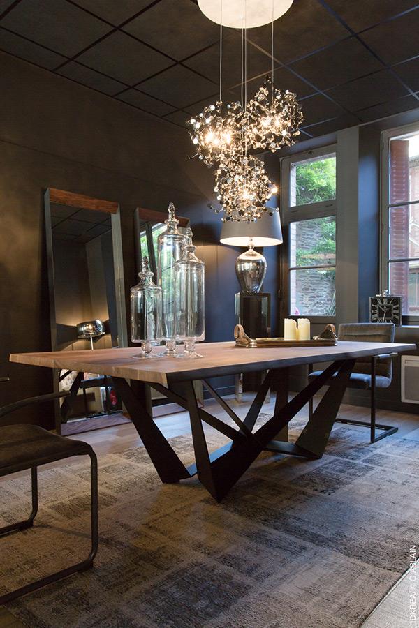 Le premier showroom d'architecte décorateur d'intérieur