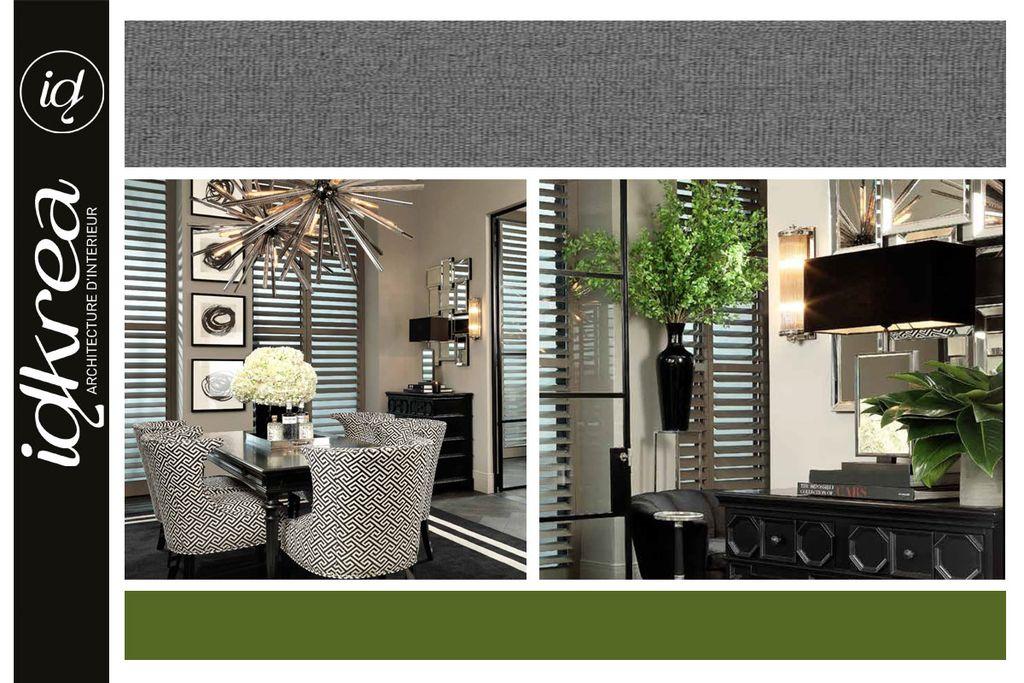 R novation et agencement de salon s jour et salle - Salon habitat rennes ...