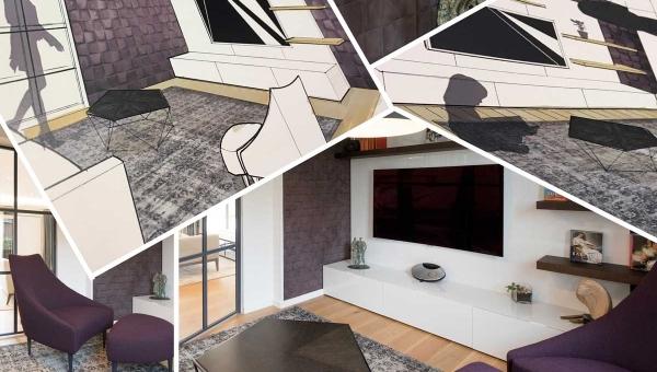 architecture intérieure et décoration_IDKrea, Rennes