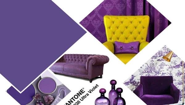 couleur pantone 2018 Ultra Violet_IDKREA, Rennes