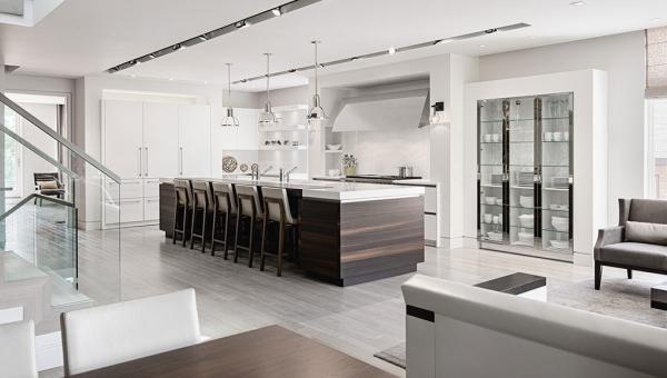 SieMatic BeauxArts, cuisine allemande de luxe