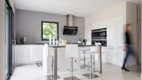 rénovation cuisine unique et personnalisée – IDKrea, Rennes