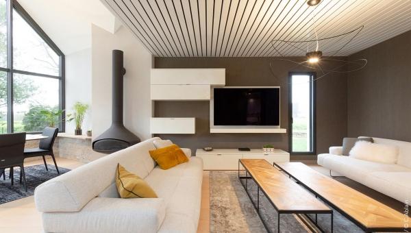renovation-du-salon-rez-de-chaussee-maison-familiale-réalisation_IDKREA Rennes