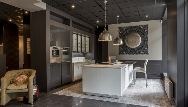 cuisine siematic showroom IDKREA