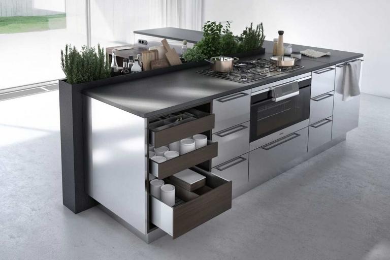 verdure cuisine_décoration intérieure_IDKrea rennes