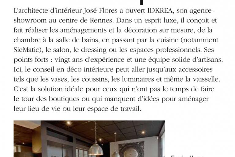 article_décoration intérieure_Art&Décoration_IDKREA, Rennes