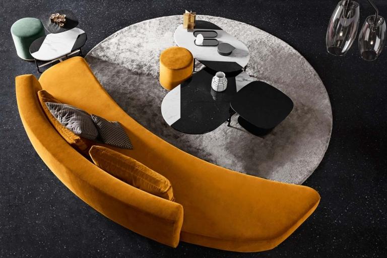 cuir ou tissu mobilier salon cuisine