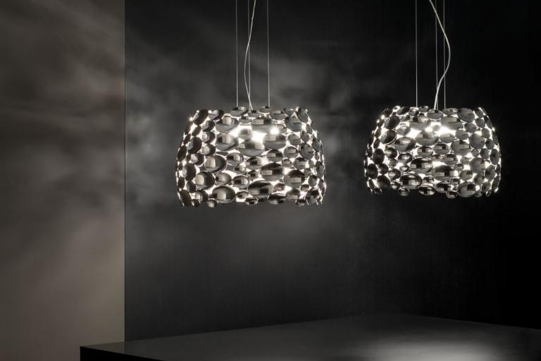 Luminaire suspension haut de gamme design - Mobilier de luxe, IDKREA, Rennes