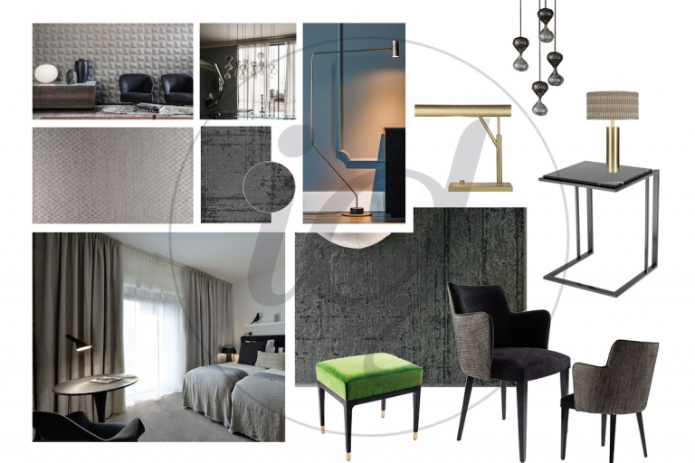 la planche tendance d co l outil visuel de votre architecte d int rieur idkrea rennes. Black Bedroom Furniture Sets. Home Design Ideas