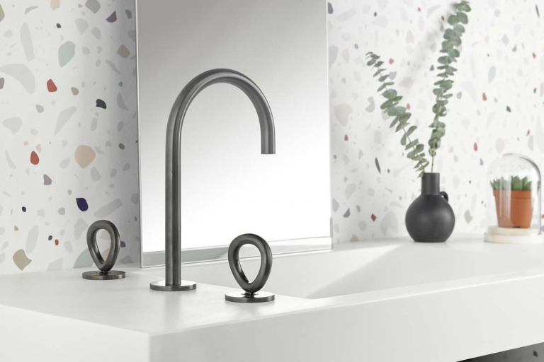 Une robinetterie chic pour ma salle de bain | IDKrea | Ille-et-Vilaine