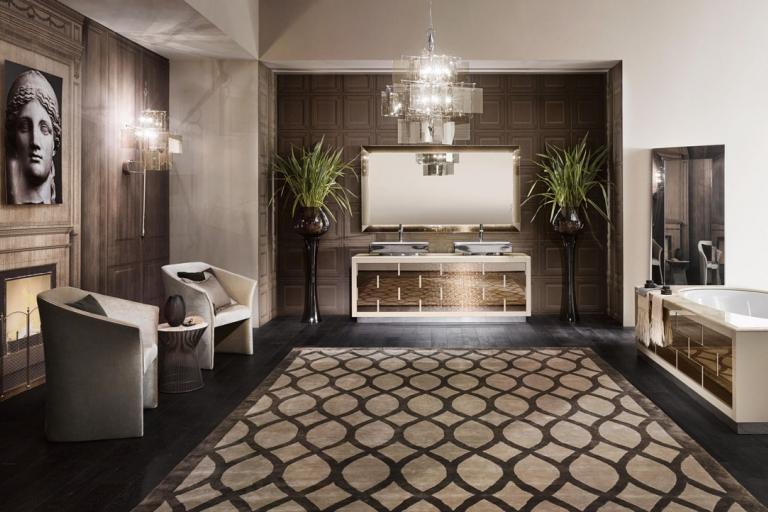 Meubles de salle de bain haut de gamme - Architect d'intérieur - Showroom à Rennes - IDKREA