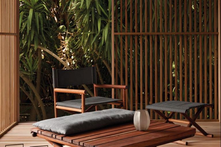 votre jardin m rite le mobilier haut de gamme idkrea rennes. Black Bedroom Furniture Sets. Home Design Ideas