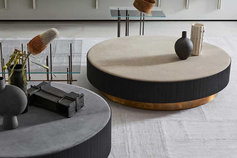 forme table basse_ambiance salon_contemporain classique design_IDKrea, Rennes