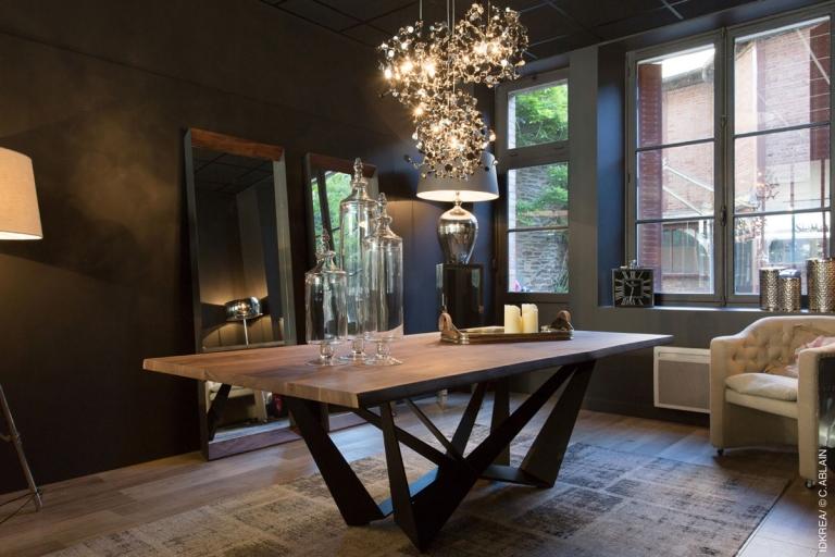 Les plus belles tables de salle manger idkrea rennes for Acheter une salle a manger