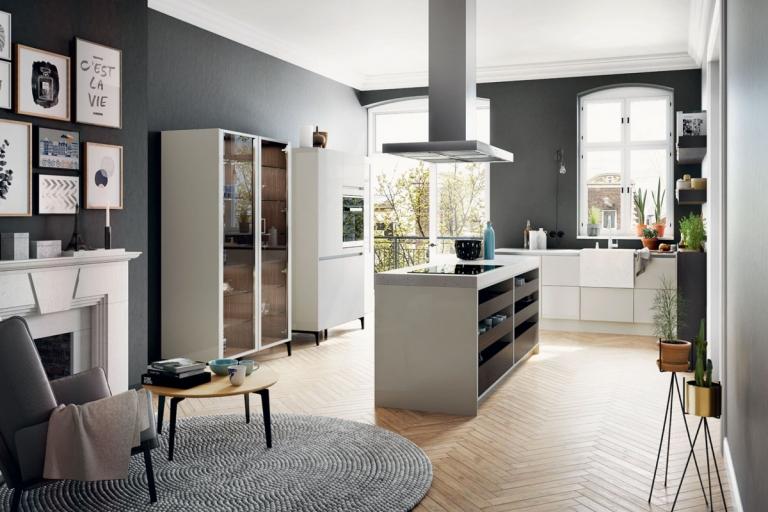 Comment am nager une cuisine ouverte sur un espace de vie for Faire appel a un architecte d interieur