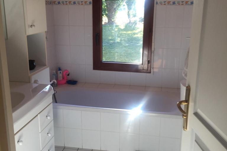 Salle de bain - Avant rénovation