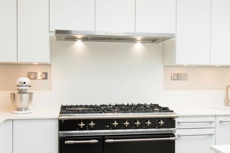 Piano de Cuisson  Lacanche - Cuisine haut de gamme - IDKREA, Rennes (Bretagne)