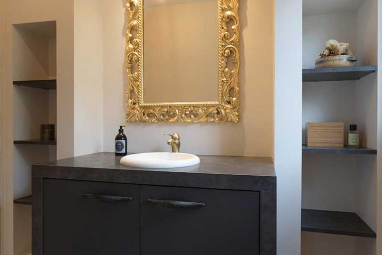 Salle de bain unique et personnalisée – IDKrea, Rennes