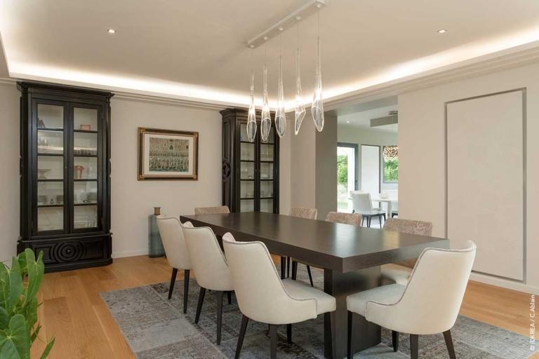 Rénovation de séjour dans le style flamand - IDKREA, Rennes - Ille et Vilaine