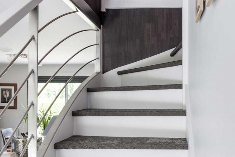 rénovation escalier - décoration d'intérieur unique et personnalisée – IDKrea, Rennes