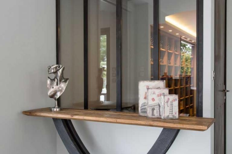 Verrière - décoration d'intérieur unique et personnalisée – IDKrea, Rennes