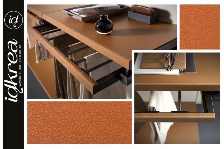 am nagement de dressing et rangements sur mesure idkrea. Black Bedroom Furniture Sets. Home Design Ideas