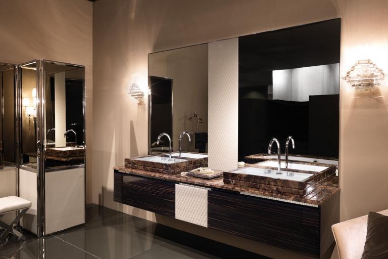 L\'aménagement salle de bain haut de gamme : 5 ambiances pour ...