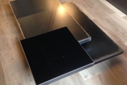 table basse unique messager IDKREA